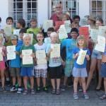 Gruppenbild Ferienprogramm 2015